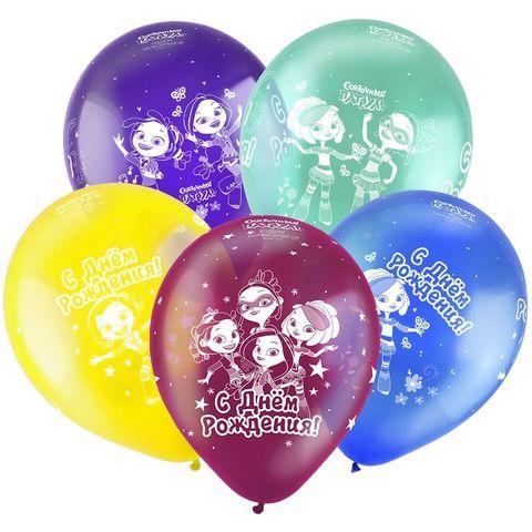 Воздушные шары Сказочный патруль