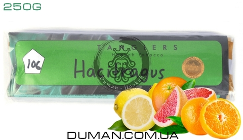 Табак Tangiers Hacitragus T106 (Танжирс Хацитрагус) |Birquq 250г