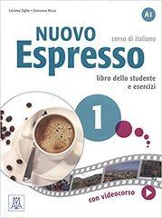NUOVO Espresso 1 (libro + DVD multimediale)