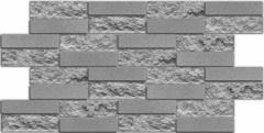 Декоративная панель ПВХ Кирпич облицовочный бетонный
