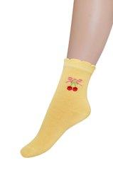 Носки для девочки Вишенки Parasoks