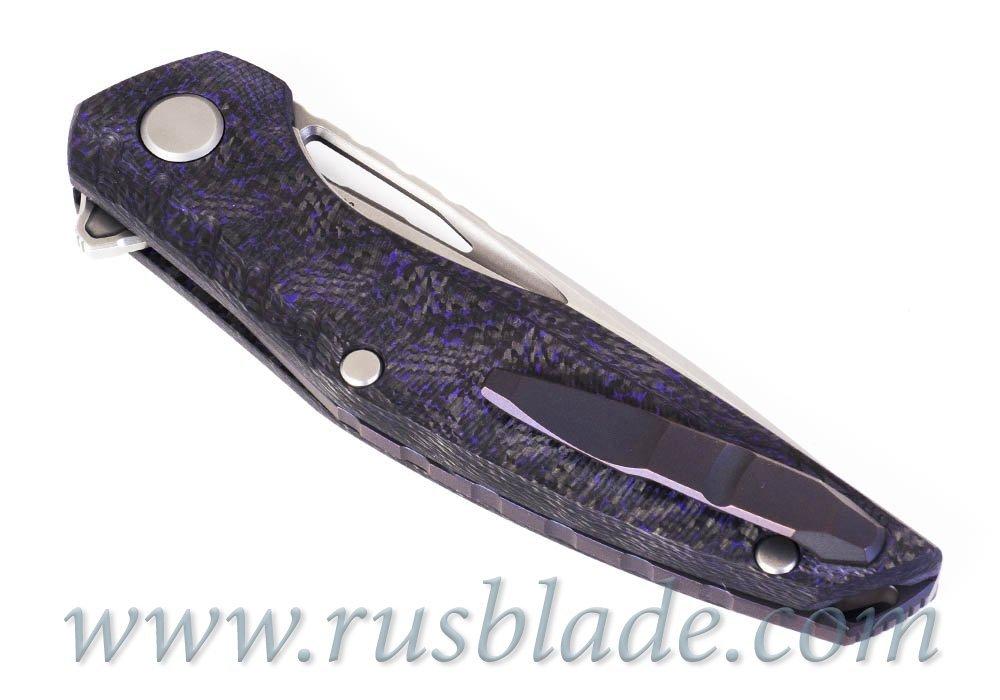 Shirogorov 111 Gen 5 Purple CF M390 - фотография