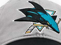 Бейсболка NHL San Jose Sharks подростковая (29066) фото 3