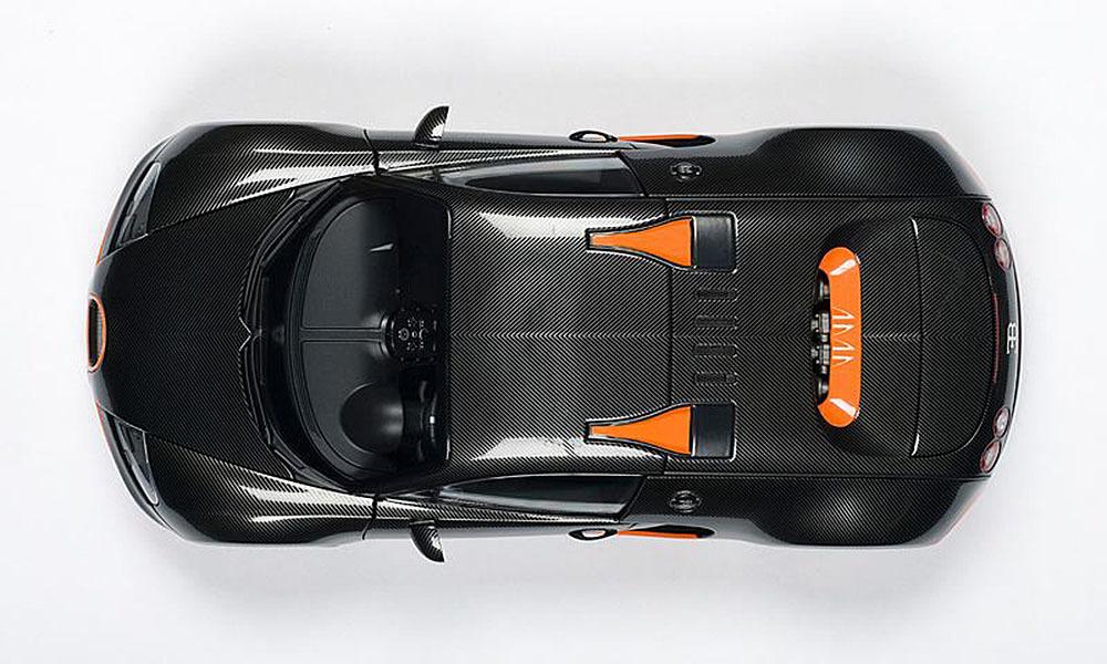Коллекционная модель Bugatti Veyron Super Sport 16.4 2010