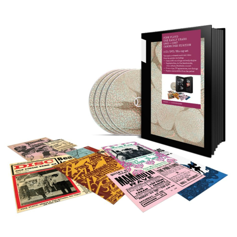 Pink Floyd / Cambridge St/ation (2CD+DVD+Blu-ray)
