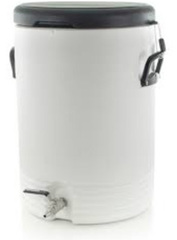 Изотермический пластиковый контейнер Igloo 10 Gal whitw/black