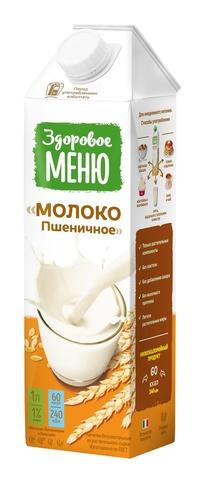 Молоко пшеничное
