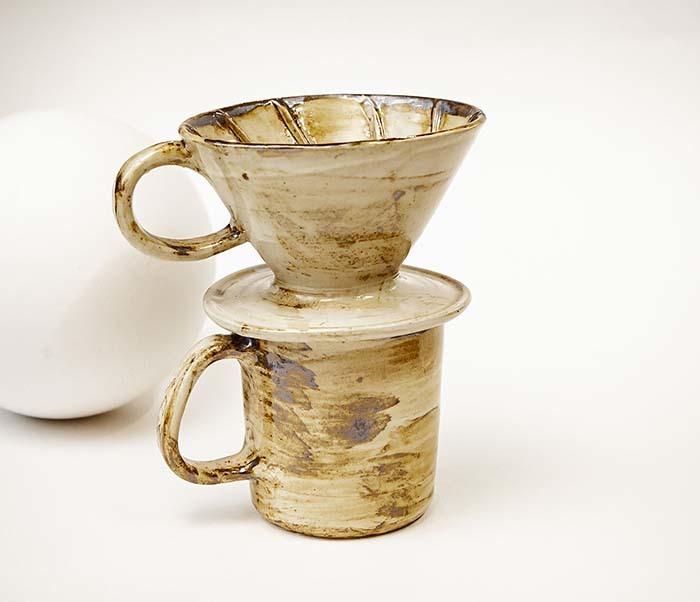 PUR117-2 Воронка дриппер для заваривания кофе «Пуровер»