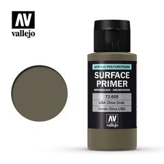 Surface Primer 608-60ml Us Olive Drab