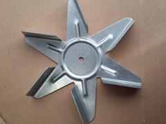 Крыльчатка вентилятора плиты ЗВИ