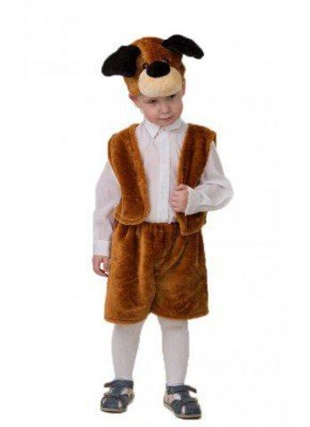 Детский карнавальный костюм Собачка Тузик