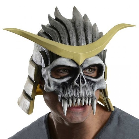 Мортал Комбат маска Шао Кана — Mortal Kombat Shao Kahn mask