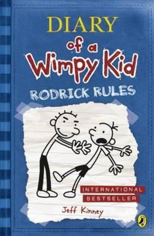 Diary of a wimpy kid. Rodrik rul