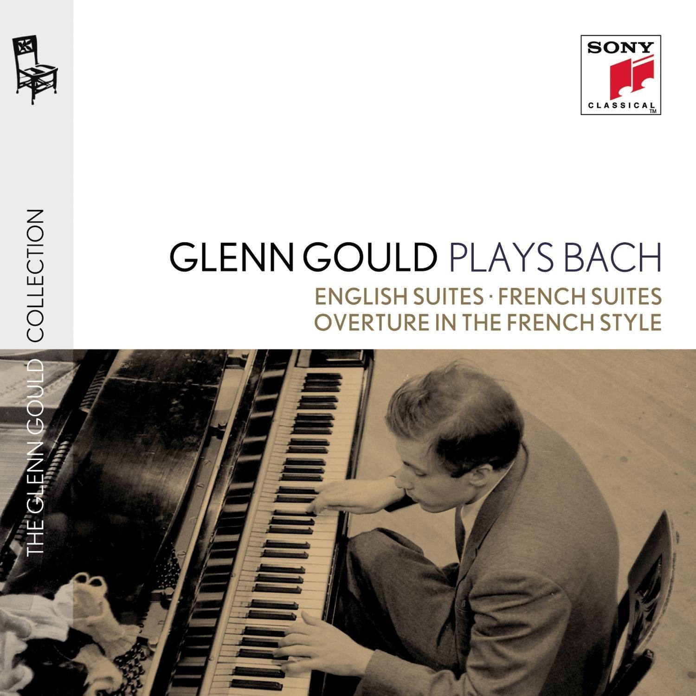 GOULD, GLENN:  English Suites, Bwv806-811. French Suites, Bwv812-817. French Overture, Bwv831