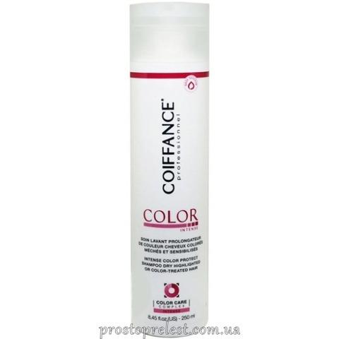 Coiffance Professionnel Color Intense Protect Shampoo – Шампунь для защиты цвета окрашенных волос