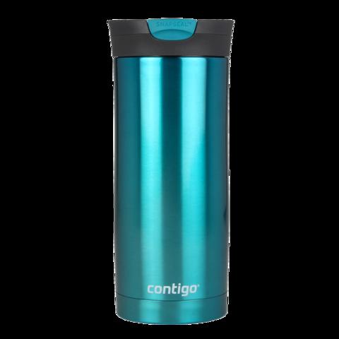 Термокружка Contigo Huron (0,47 литра), голубая (2095636)