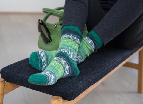 купить  Gruendl Hot Socks Garda 05