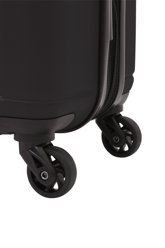 Чемодан WENGER USTER, цвет черный, 41x26x59 см, 63 л (WGR6297202167)