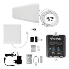 Усилитель сотовой связи VEGATEL VT2-900E-kit (дом, LED)