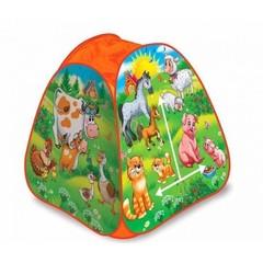 Играем Вместе Детская игровая палатка