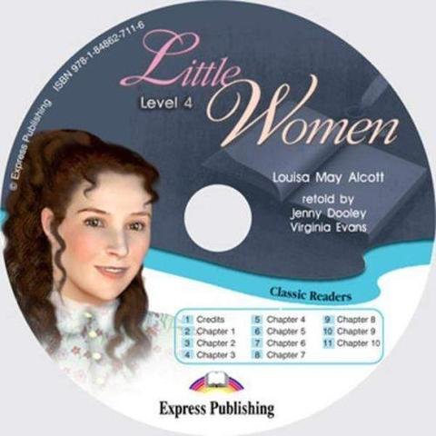 Little Women. Intermediate (8-9 класс). Audio CD