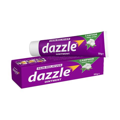 Крем-мазь обезболивающий DAZZLE, 50 г  VASU (Индия)