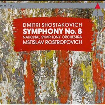 ROSTROPOVICH, MSTISLAV: Shostakovich– Symphony No. 8