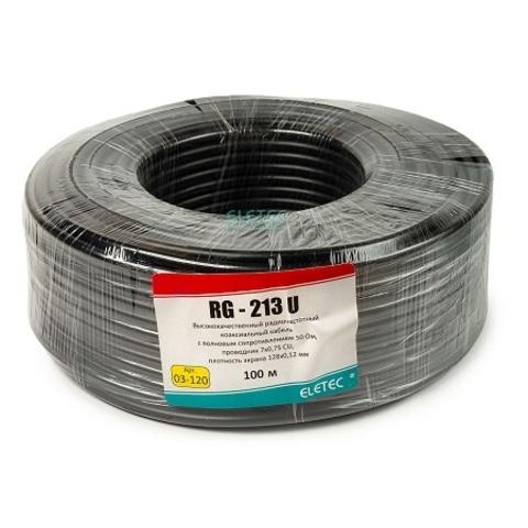 ВЧ кабель ELETEC RG-213 /U
