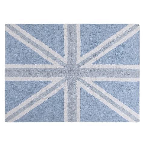 Ковер Lorena Canals UK Flag Baby Blue (120 х 160)