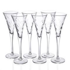 Набор фужеров для шампанского RCR Laurus 120 мл, фото 5