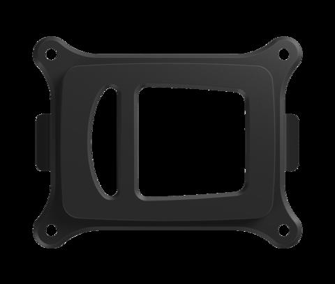 Внешний порт под пищалку Solo/Optima/Quattro для шлема Fuel