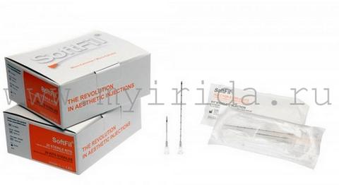 Канюли для контурной пластики 27G/40/L (шт.)