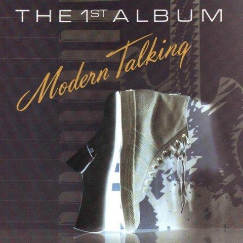 Виниловая пластинка. Modern Talking - The 1st Album