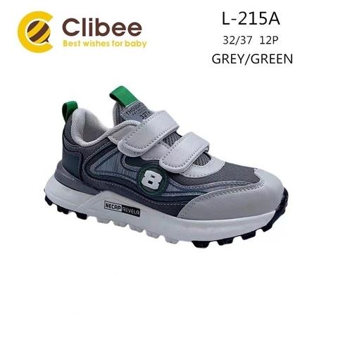 Clibee L215A Grey/Green 32-37