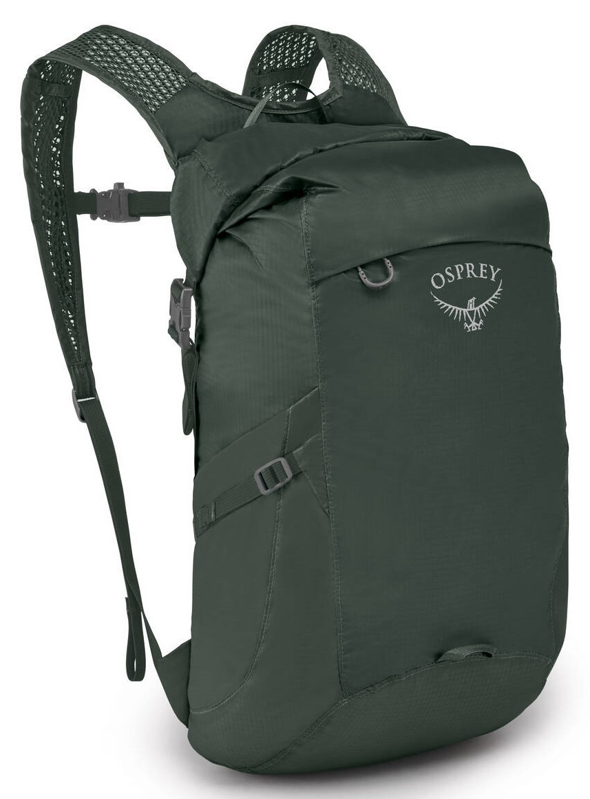 Городские рюкзаки Рюкзак складной Osprey UL Dry Stuff Pack 20, Shadow Grey UL_Stuff_Dry_Pack_S21_Side_Shadow_Grey_web.jpg