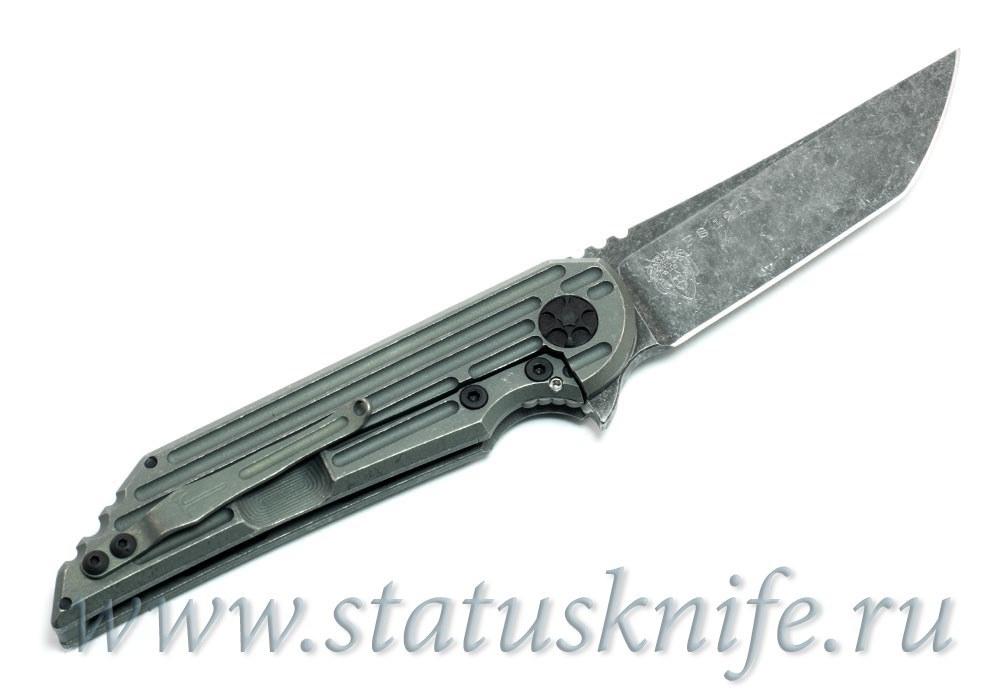 Нож Custom Kwaiback Jake Hoback / Alphahunter 2 из 2 - фотография