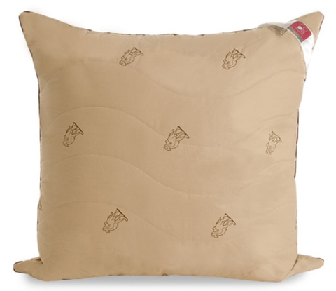 Подушка из верблюжьей шерсти Верби 70x70
