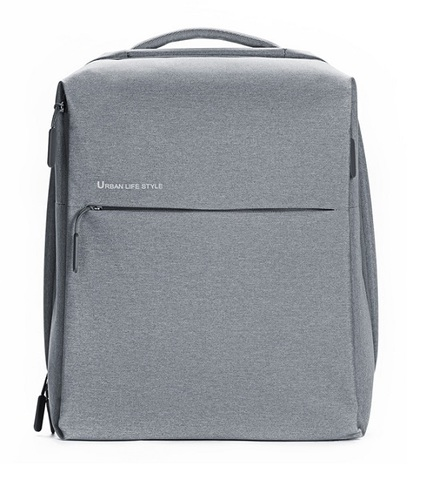Рюкзак Xiaomi Mi minimalist urban Backpack Light Grey