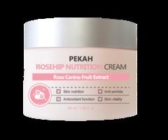 Pekah Питательный крем с экстрактом Шиповника Rrosehip Nutrition Cream, 50ml