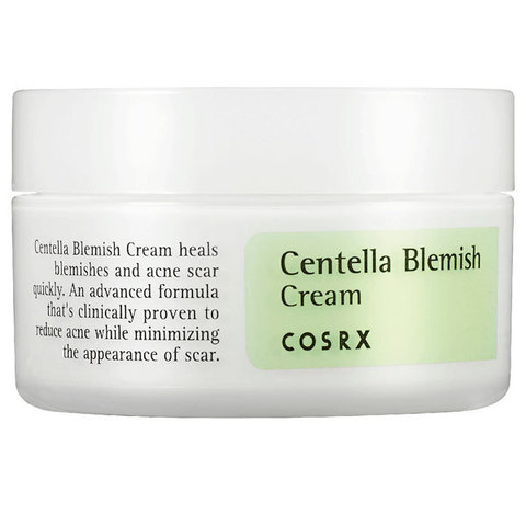 Cosrx Крем центелла против акне и купероза COSRX Centella Blemish Cream 30мл