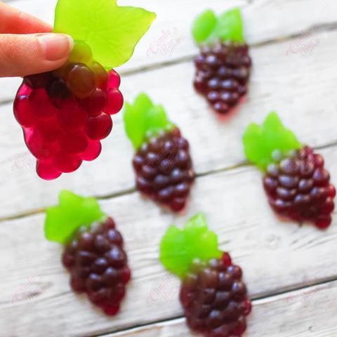 Жевательный мармелад Fini Гигантский виноград 1000 г