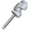 Набор отверток Victorinox для ножей 84, 85, 91, 111 мм (4 шт), разноцветный, в коробке, блистер
