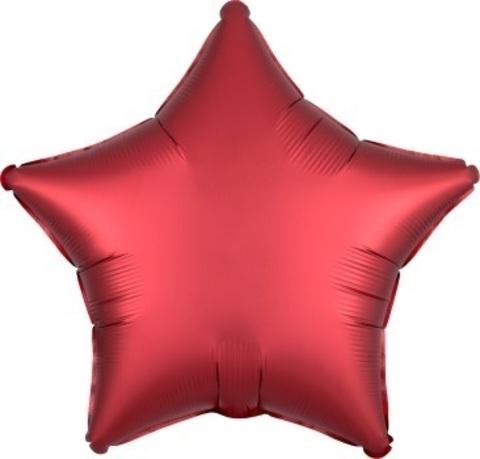 Звезда - красный