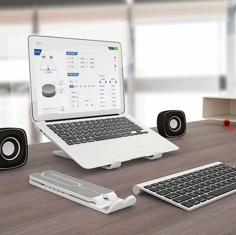Портативная подставка для ноутбука