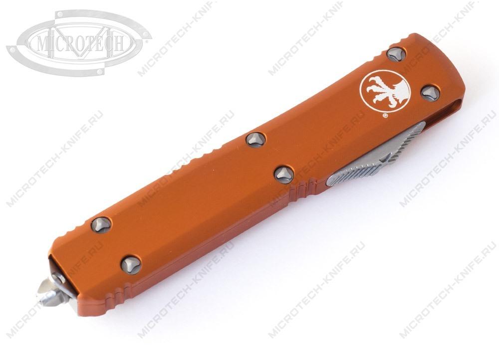 Нож Microtech Ultratech Satin 121-4OR - фотография