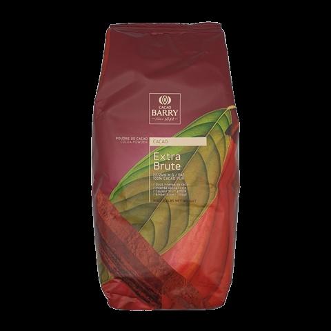 Какао порошок Cacao Barry Extra Brute, 1 кг