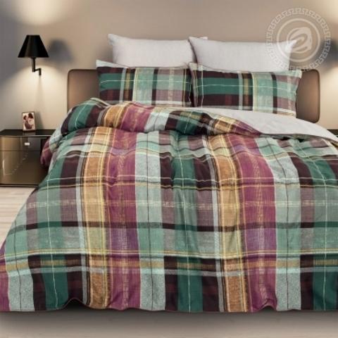 Комплект постельного белья семейный Велюр Джерси