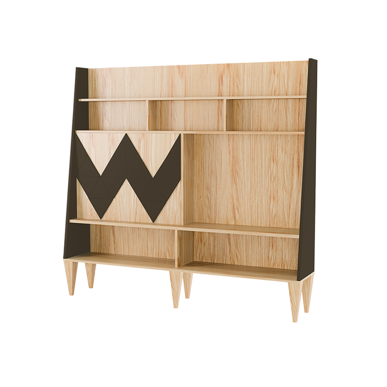 Стенка для гостиной Woo Wall - вид 12