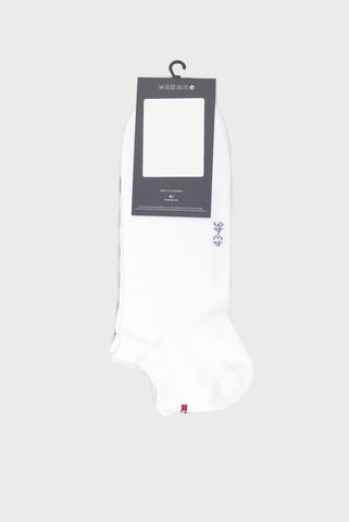Мужские носки TH MEN DUO STRIPE SNEAKER (2 пары) Tommy Hilfiger