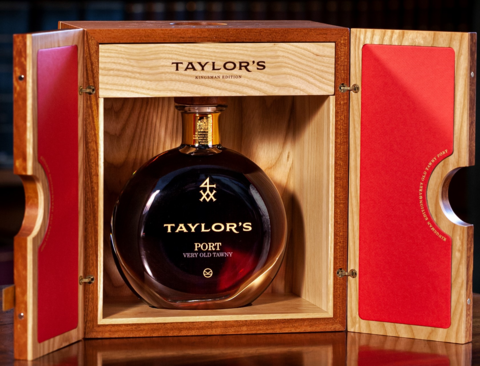 Taylor's Very Old Tawny Port Kingsman Edition